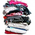 stack of clothes