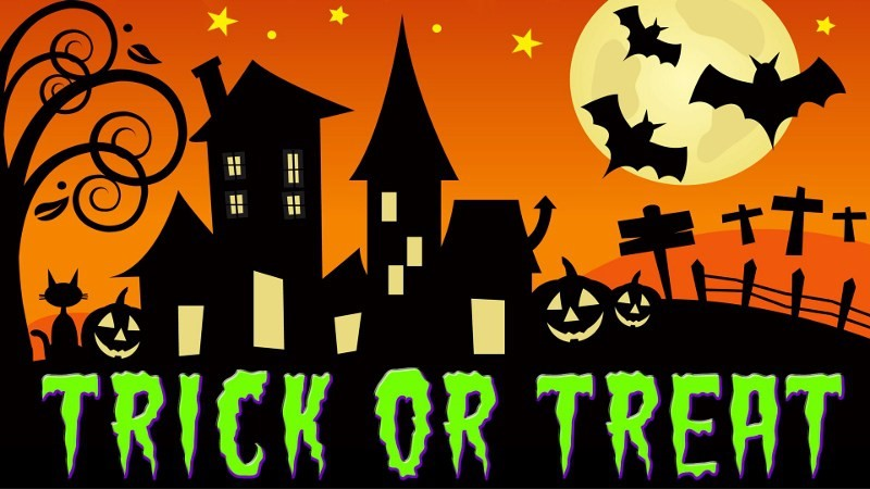 trick or treat - Village of Union Grove